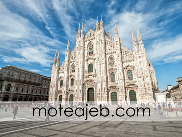 Duomo di Milano 6 - کلیسای دوئومو در میلان