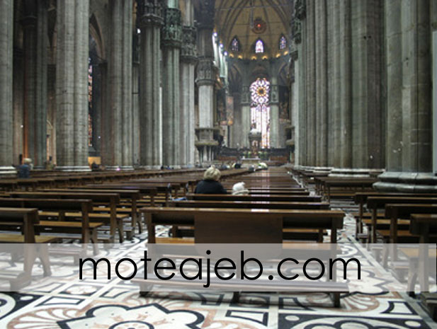 Duomo di Milano 7 - کلیسای دوئومو در میلان