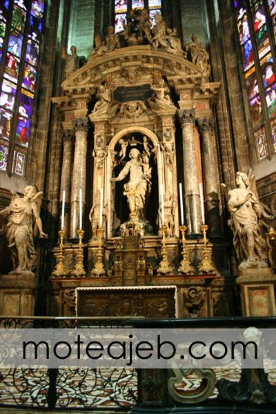 Duomo di Milano1 - کلیسای دوئومو در میلان