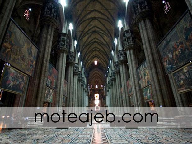 Duomo di Milano4 - کلیسای دوئومو در میلان