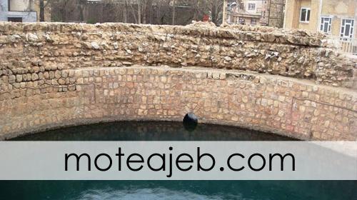 Whirlpool stone 1 - گرداب سنگی در لرستان
