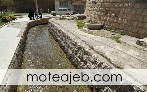 Whirlpool stone 2 - گرداب سنگی در لرستان