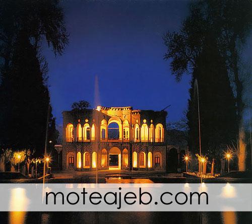 bagh shazde 1 - باغ شازده یا شاهزاده ماهان