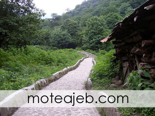ghale ghadimi 2 - قلعه قدیمی رودخان در گیلان