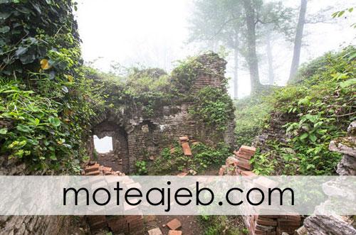 ghale ghadimi 3 - قلعه قدیمی رودخان در گیلان