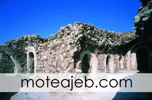 ghale hezar darb 1 - قلعه هزار درب در ایلام