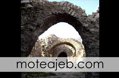 ghale hezar darb 2 - قلعه هزار درب در ایلام