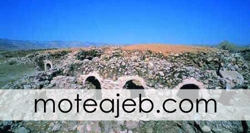 ghale hezar darb 3 - قلعه هزار درب در ایلام