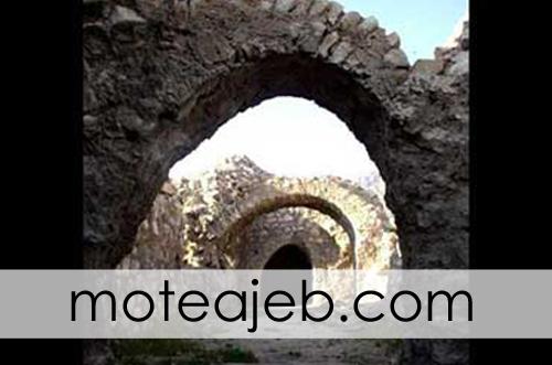 ghale hezar darb 5 - قلعه هزار درب در ایلام