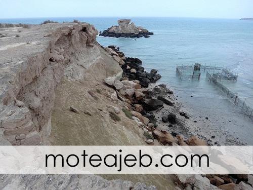 jazire kochak naz da gheshm 2 - جزیره کوچک ناز در قشم