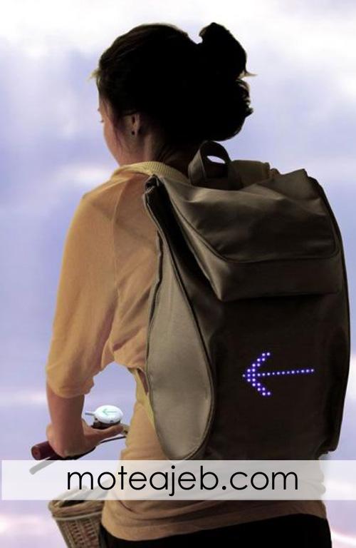 kile poshti haye LED dar 4 - کوله های LED دار!