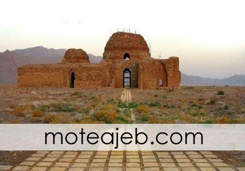 majmoe kakh haye srostan sasani 1 - مجموعه کاخ سروستان ساسانی