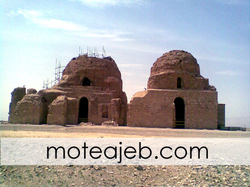 majmoe kakh haye srostan sasani 2 - مجموعه کاخ سروستان ساسانی