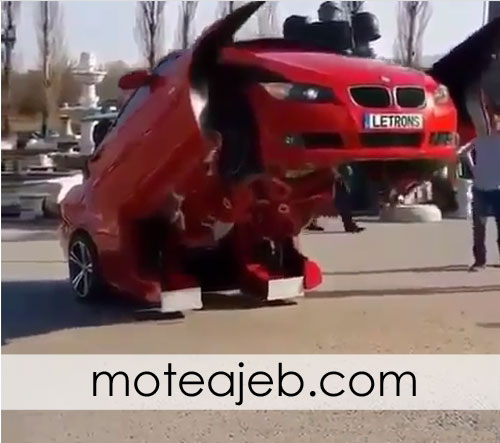mashin adam ahani - ماشین های آدم آهنی