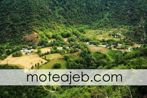 rostaye sinahoni dar talesh 1 - روستای سیناهونی در تالش