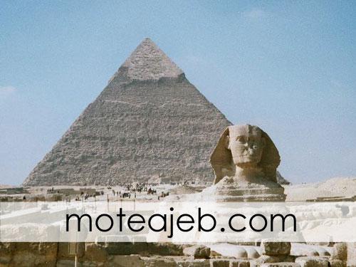 عجیب ترین مکان های تاریخی جهان